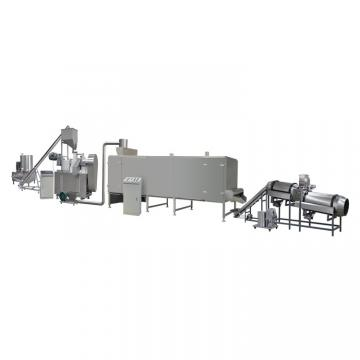 Inflat Puff Extrusion Maize Corn Rice Snack Food Core Filling Extruder Making Production Line Equipment Machine