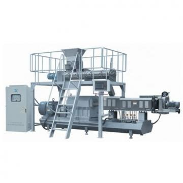 500kg/H Flakes Powder Extruded Bread Crumbs Production Line