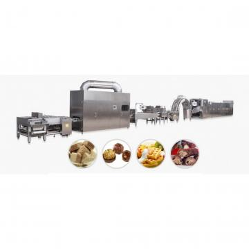 Automatic High Efficiency Bread Crumb Extruding Machine Production Line