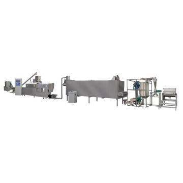 automatic Core Filling Breakfast Cereal Flake Bread Crumb slanty cheese Ball puff stick corn snack food making processing equipment extrusion machine