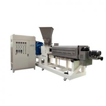 Technology Textured Vegetarian Protein (TVP) /Soya Meat (TSP) /Soya Chunks Nuggets Mince Protein Extruder Making Machines