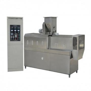 Tvp Tsp Meat Textured Soya Soybean Nuggets Protein Chunks Making Machine
