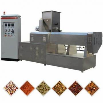 Soya Nugget Making Line Automatic Soy Bean Meat Protein Soya Chunk Nugget Extruder Machine