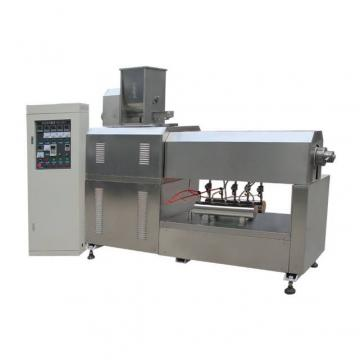 Textured Soya Protein Extruder Tvp Soya Protein Food Making Machine Nuggets Food Process Line Soyabean Nuggets Food Machine