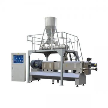 New Material Edible Rice Tapioca Straw Extruder Maker Machine